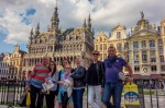 Bruxelles 2014 + Anniv Cath et JF